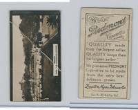 T119-1 Piedmont Cigarettes, World Scenes, France, Paris Luxembourg G.
