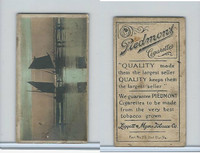 T119-1 Piedmont Cigarettes, World Scenes, #10 Fishing Boats