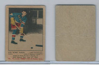 1951 Parkhurst Hockey, #93 Bones Raleigh, New York Rangers