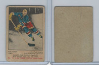 1951 Parkhurst Hockey, #95 Paul Ronty, New York Rangers