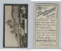 T119-1 Piedmont Cigarettes, World Scenes, #326 Switzerland Berne, Federal Palace