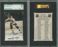 1988 Esso NHL Hockey, Luc Robitaille, Kings, SGC 96 Mint