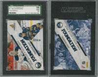 2011 Pinnacle Hockey, #2 Ryan Miller, Tyler Ennis, SGC 98 Gem