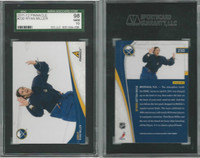 2011 Pinnacle Hockey, #230 Ryan Miller, Buffalo, SGC 98 Gem