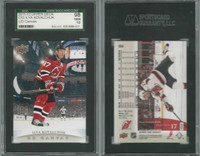 2011 Upper Deck Canvas Hockey, #C53 Ilya Kovalchuk, Devils, SGC 98 Gem