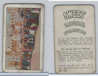 T121 Sweet Caporal, World War I Scenes, 1914, #155 Bread Line Malines