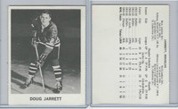 1965 Coca Cola Hockey, Doug Jarrett, Chicago Black Hawks