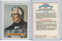 1984 Campbell Taggart, Know The Presidents, #13 Millard Fillmore