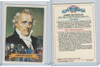 1984 Campbell Taggart, Know The Presidents, #15 James Buchanan