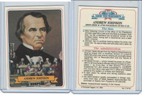 1984 Campbell Taggart, Know The Presidents, #17 Andrew Johnson