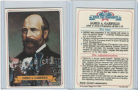 1984 Campbell Taggart, Know The Presidents, #20 James A. Garfield