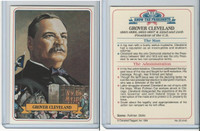 1984 Campbell Taggart, Know The Presidents, #22 Grover Cleveland