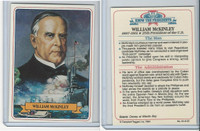 1984 Campbell Taggart, Know The Presidents, #24 William McKinley