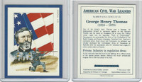 1991 Victoria, American Civil War Leaders, #9 George Thomas