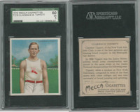 T218 Mecca/Hassan, Champions, 1910, Clarence Tippett, Runner, SGC 60 EX