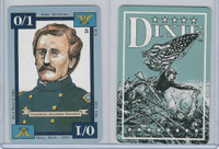 1994 Columbia Games, Dixie Civil War, #100 Thomas Alfred Davies