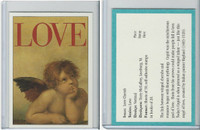 1994 US Postal Service, Stamp Cards,  Love Cherub