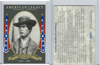 1995 American Legacy, Hallowed Ground ACW, #41 Lewis Powell