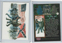 1997 Mort Kunstler, Blue & The Gray, #3 The Blue and the Gray