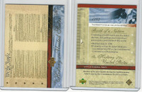 2004 Upper Deck, History of USA, # BN1 The Constitution
