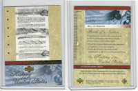 2004 Upper Deck, History of USA, # BN9 Bill of Rights