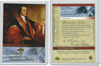 2004 Upper Deck, History of USA, # BN14 John Jay