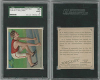 T218 Mecca/Hassan, Champions, 1910, R.P. Williams, Runner, SGC 50 VGEX