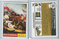 2009 Topps, American Heritage Heroes, #104 Battle of Bunker Hill