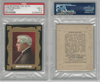 T25 Between The Acts, Actors, 1911, Kyrle Bellew, PSA 5.5 EX+