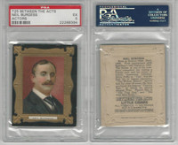 T25 Between The Acts, Actors, 1911, Neil Burgess, PSA 5 EX