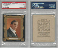 T25 Between The Acts, Actors, 1911, Wm Hodge, PSA 5 EX