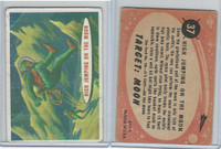 1967 Topps, Target Moon - Salmon Back, #37 High Jumping on Moon