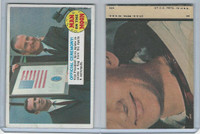 1969 Topps, Man On The Moon 1st Series, #4 Official Ceremony