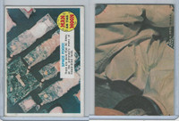 1969 Topps, Man On The Moon 1st Series, #18 Space Food