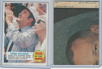 1969 Topps, Man On The Moon 1st Series, #31 There She Goes