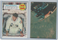 1969 Topps, Man On The Moon 1st Series, #50 Dress Rehearsal