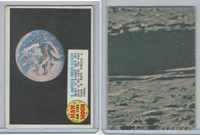 1969 O-Pee-Chee, Man On The Moon, #85 N. America Under Clouds