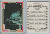 1973 Donruss, The Osmonds, #10 Wayne