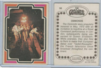 1973 Donruss, The Osmonds, #56 Osmonds