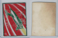 F332 Good Luck Margarine, Airplanes, 1952, #17 Leduc O21 French