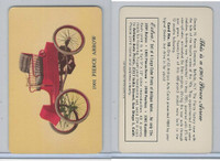 UO5 Signal Oil, Antique Autos, 1953, #10 Pierce Arrow 1901