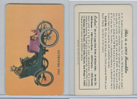 UO5 Signal Oil, Antique Autos, 1953, #11 Franklin 1902
