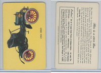UO5 Signal Oil, Antique Autos, 1953, #13 Reo 1904