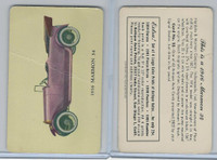 UO5 Signal Oil, Antique Autos, 1953, #25 Marmon 1916