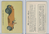 UO5 Signal Oil, Antique Autos, 1953, #29 Mercer 1920