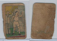 W Card, Strip Card, Universal Comic, 1920's, Posing