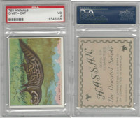 T29 Hassan Cigarettes, Animals, 1911, Civet Cat, PSA 3 VG
