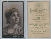 N131 Duke, Stars of The Stage, 3rd Series, 1890, Actresses (1)