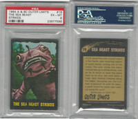 1964 A & BC, Outer Limits, #19 The Sea Beast Strikes, PSA 6 EXMT
