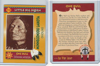 1994 Old West Legacy, Little Big Horn, #10 One Bull, Sioux